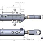 HCP 100 x 55 x 265