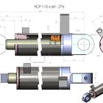 HCP 110 х 60-275