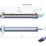 HCP 110 - 60 x 890