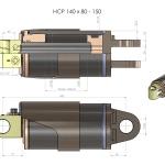 HCP 140-80 х 150