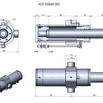 HCP 160x90-300 115