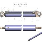 HCP 180 x 90-950
