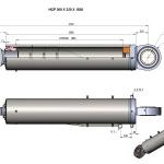 HCP 360 - 220 x 1820
