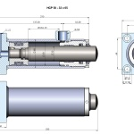 HCP 50-32 x 65