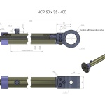 HCP 50 x 35-400