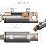 HCP  60 x 30-70