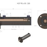 HCP  90 x 50-250